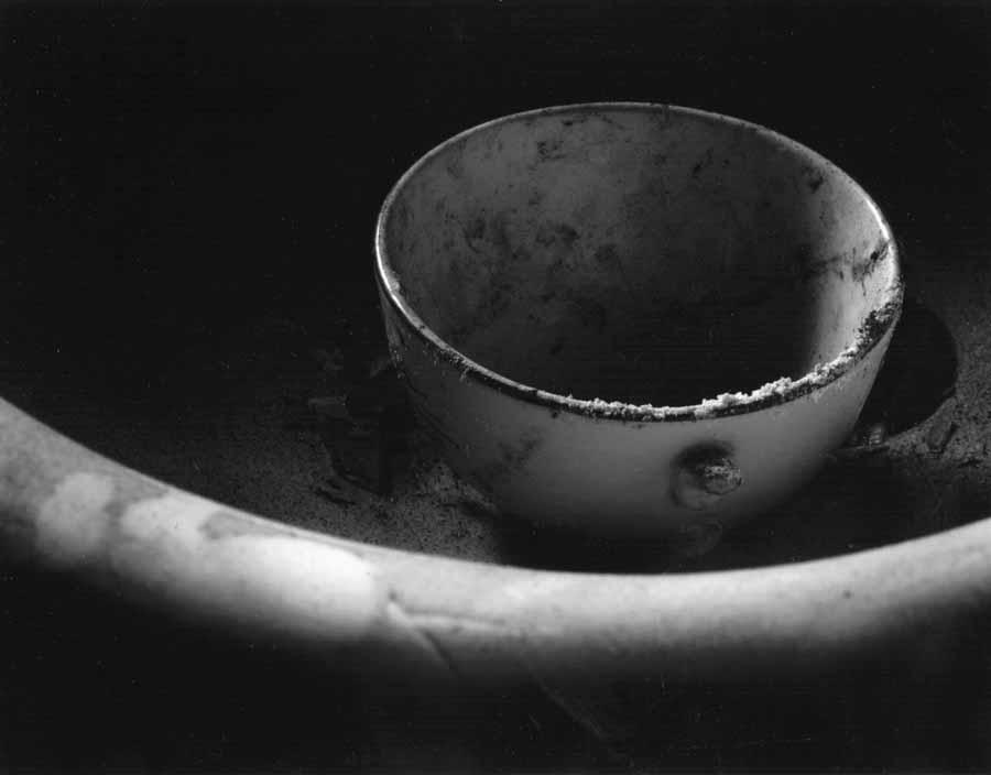 Cup © Nicholas Hlobeczy