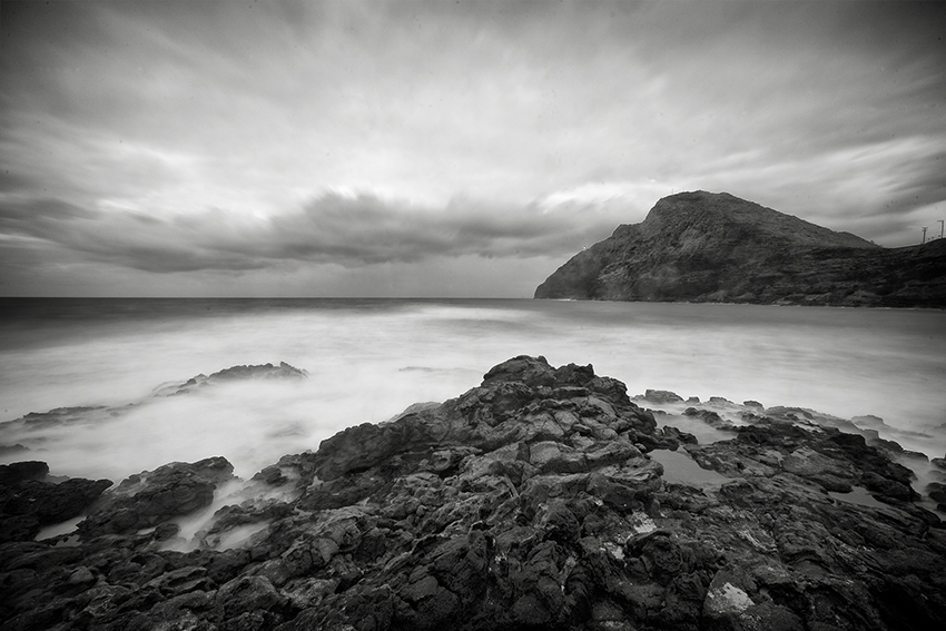 Makapu'u Point, Honolulu, HI © David Ulrich