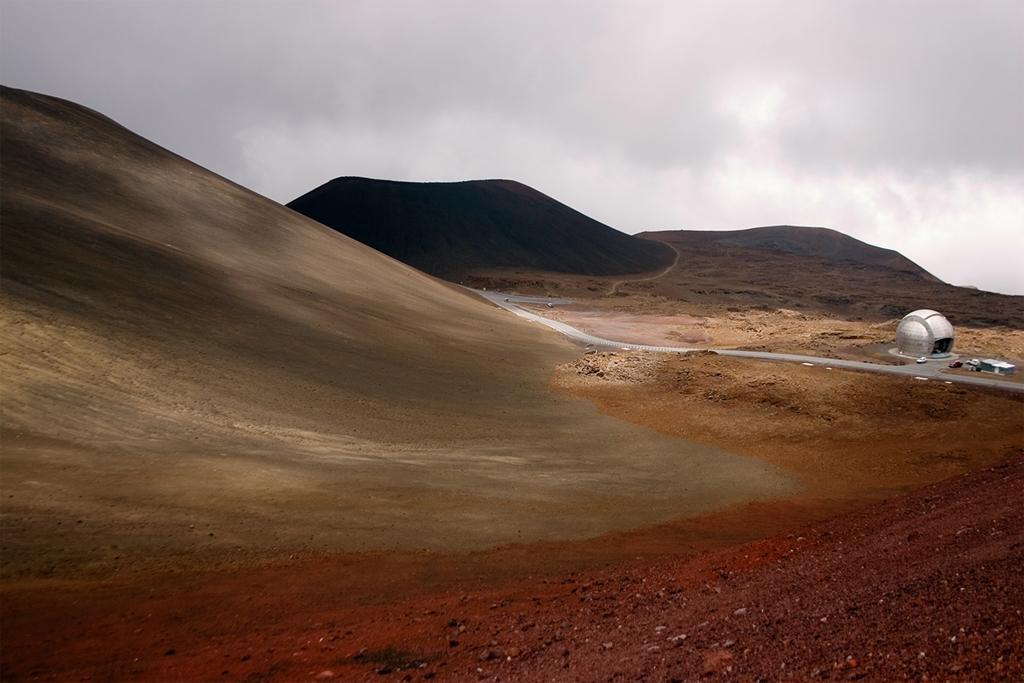 Mauna Kea #3 © David Ulrich