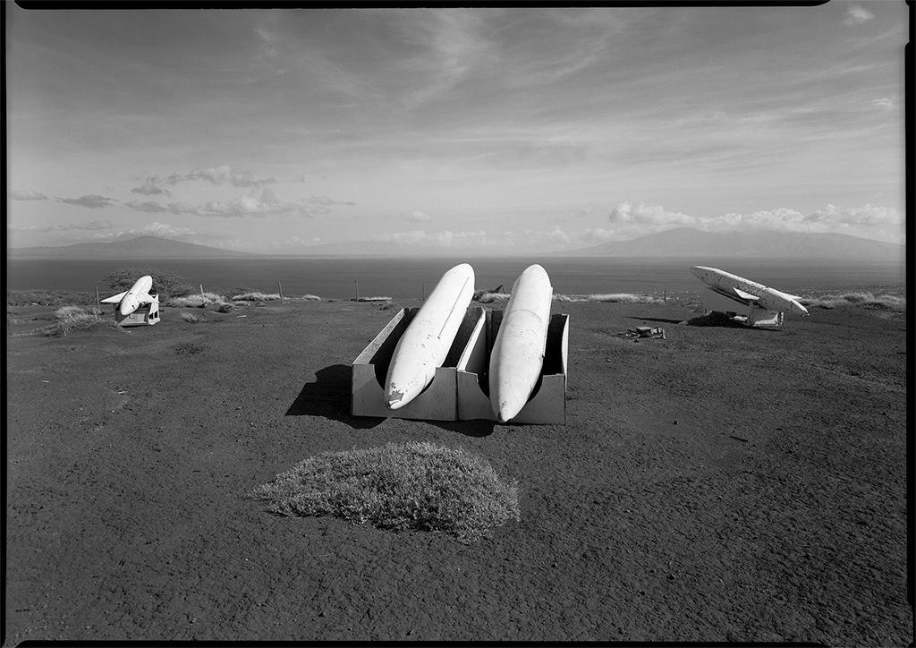 Imitation Silkworm Missiles, Kaho'olawe, HI © David Ulrich