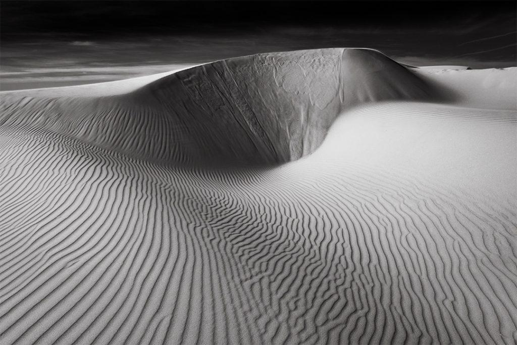 Oceano Dunes #21, Oceano, CA 2018, by David Ulrich